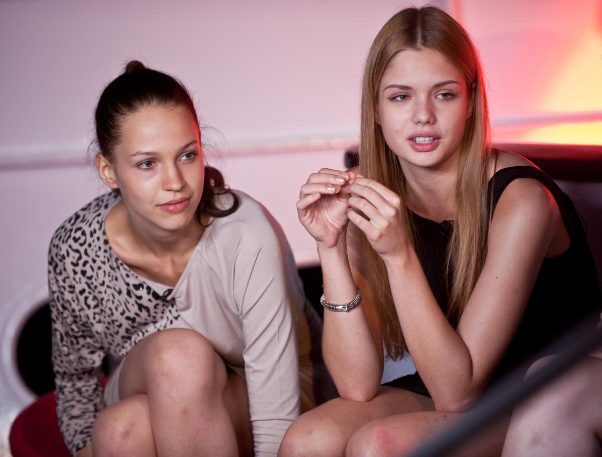 Ania i Olga